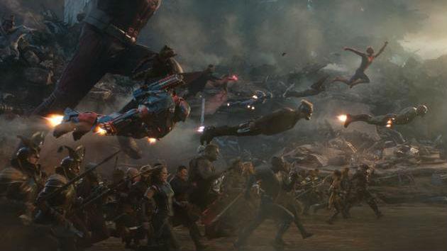 """""""Avengers: Endgame"""" - Marvel Studios"""