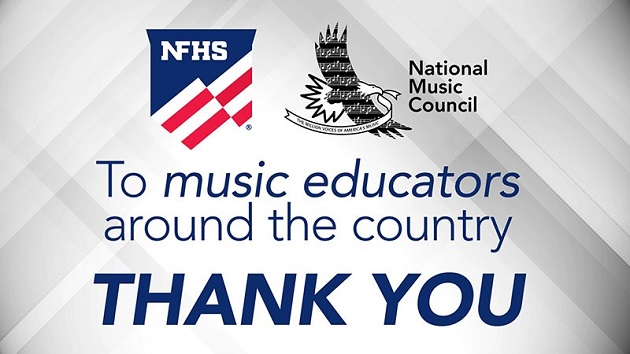 Courtesy of NFHS and National Music Council