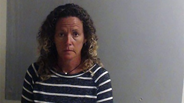 Laura Rose Carroll is seen here on March 15, 2021 in this mugshot. - (Escambia County Sheriff's Office)