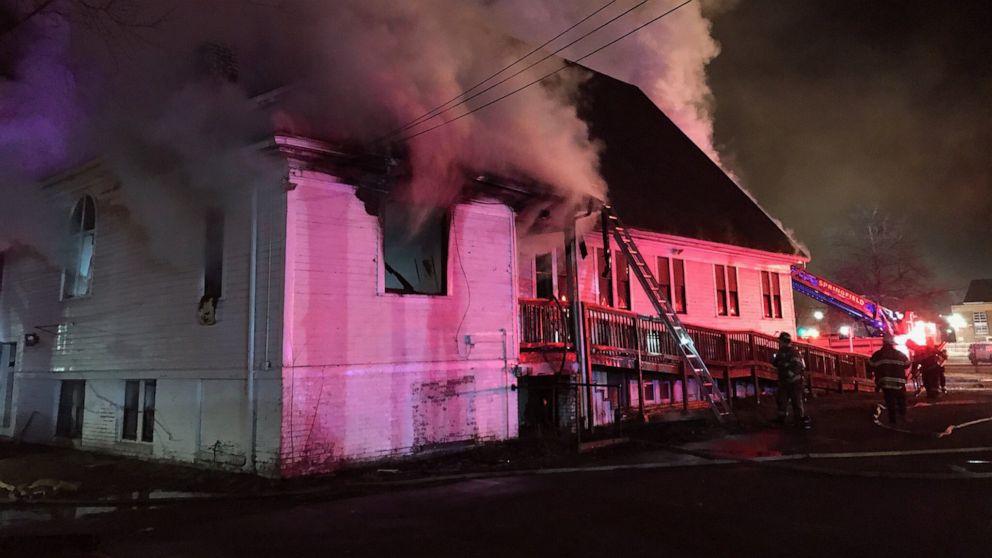 Springfield Fire Department/Twitter