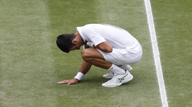 Peter Nicholls/PA Images via Getty Images