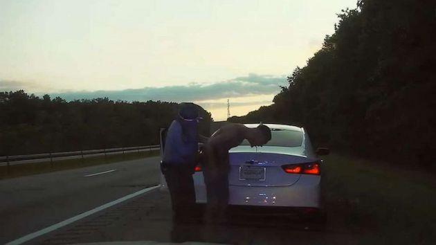 Ohio State Highway Patrol/Twitter