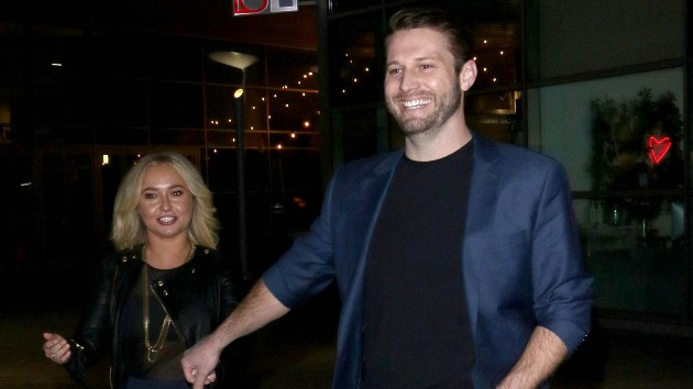 Panettiere and Hickerson in 2019 -- Hollywood To You/Star Max/GC Images