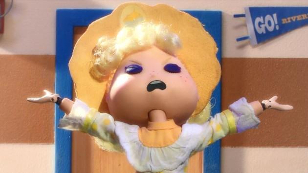 Katie Sackhoff as B**** Pudding/Adult Swim